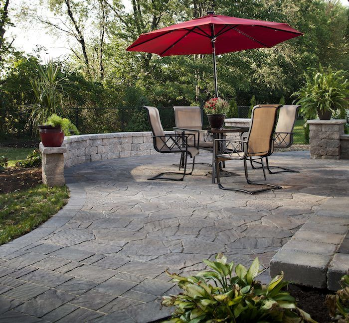 Belgard patio and decks dallas outdoor kitchens and for Belgard urbana pavers