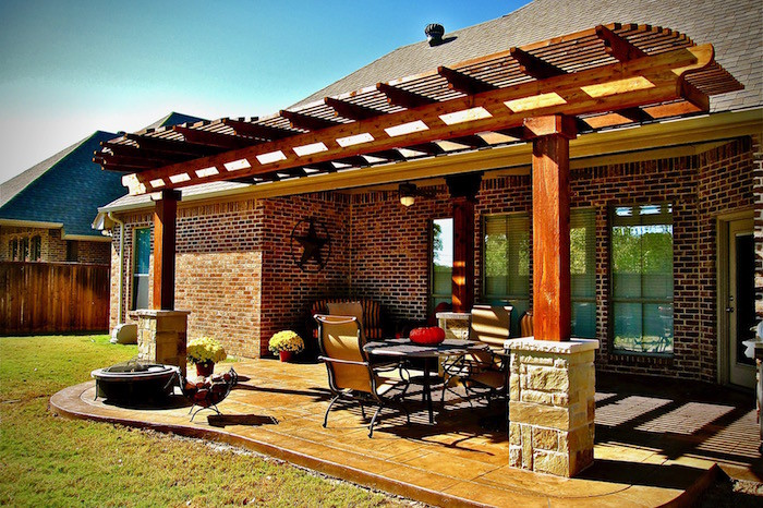 Cedar Pergola & Pergola or Patio Cover: Which One Make Sense for Your Backyard
