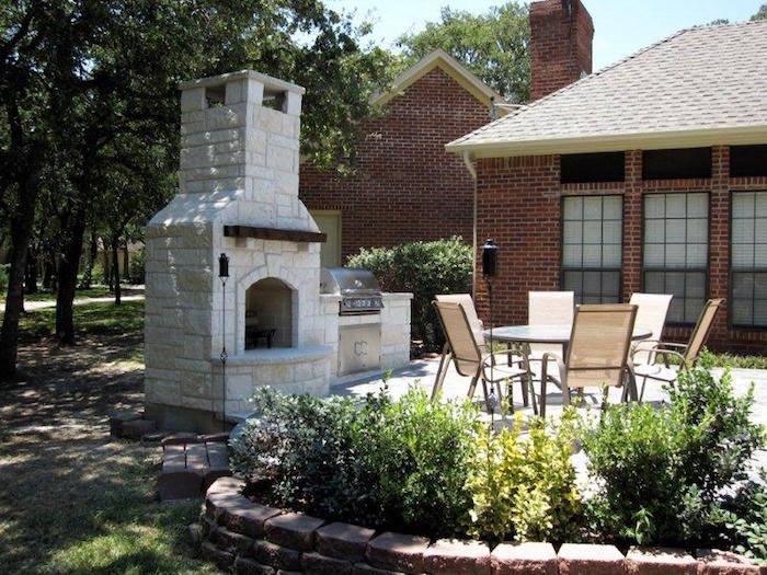 Austin Stone Kitchen
