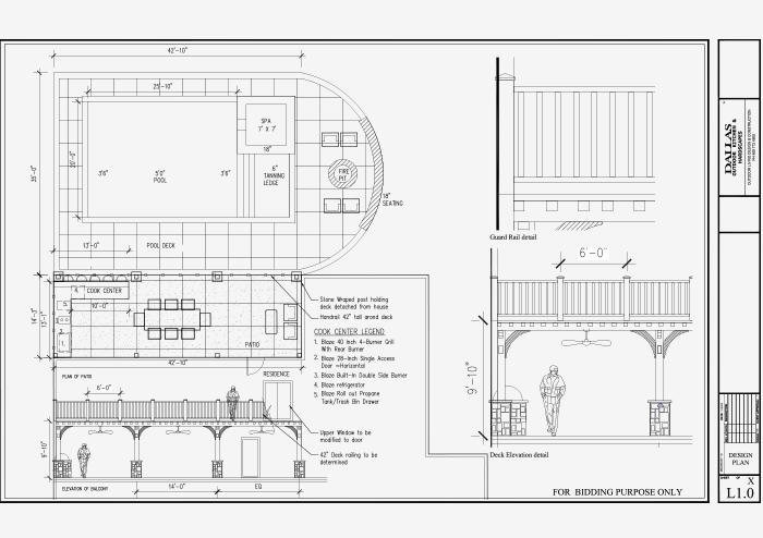 plan dallas outdoor kitchens