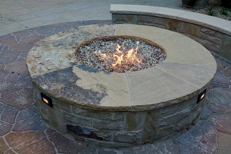 Firepit Outdoor Living