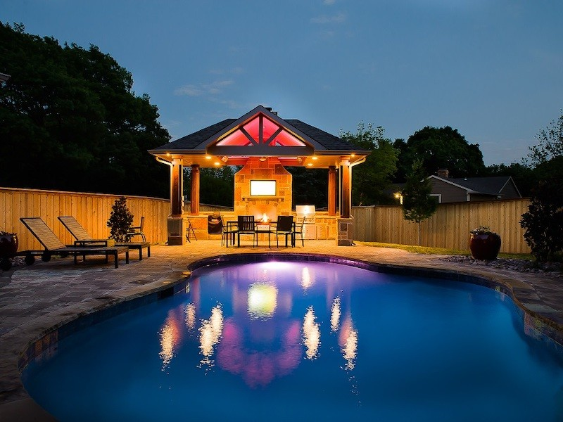 Led Lighting Archives Dallas Outdoor Kitchens And Hardscape